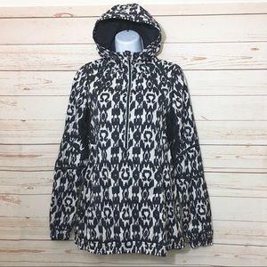 Lululemon Willpower IKAT Zip Up Pullover Jacket 6